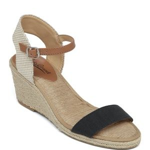 Lucky Brand 'Kavelli' Espadrille Wedges